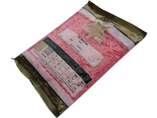 GS Wax 125 Pink Pellets 1 Kg