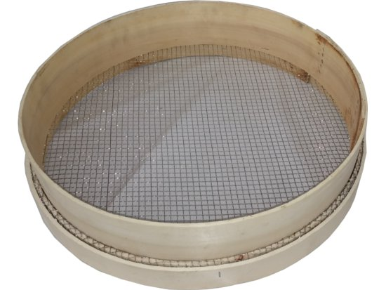 Sieve or Riddle (Moulders various mesh sizes available)